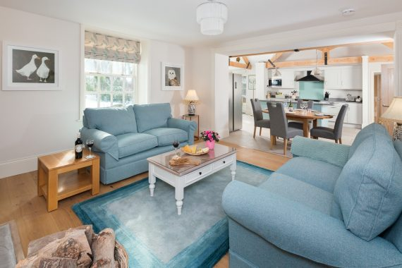 The Garden cottage, Field House Farm Cottages, Heritage Escapes