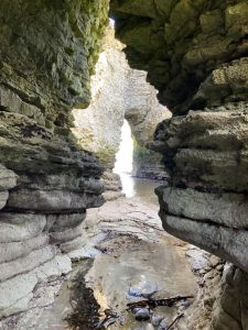 Flamborough caves