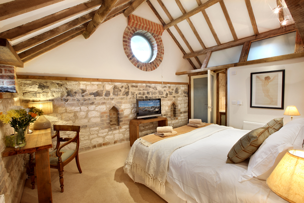 Hayloft Bedroom