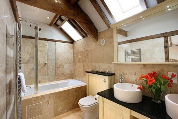 High Barn Granary en-suite