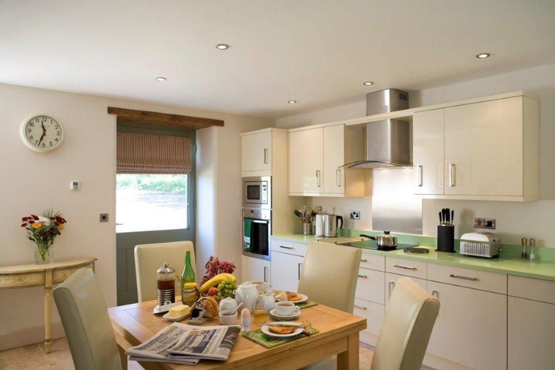 High Barn Owl House kitchen